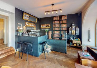 Bar Cafe Roesterei Heer Thun